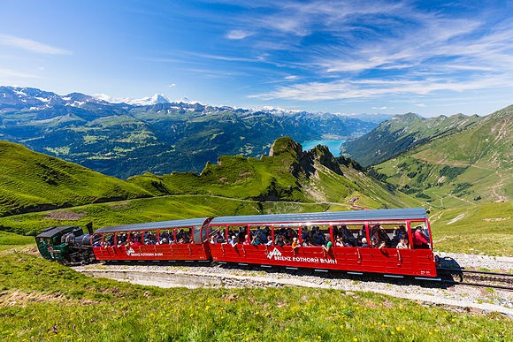 The Bernese Oberland is a world-famous tourism destination