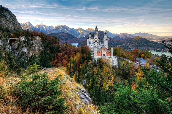 Castles of King Ludwig