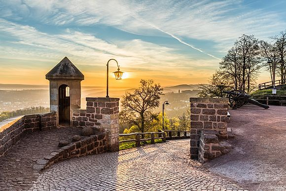 Thuringia by Frank Lukasseck