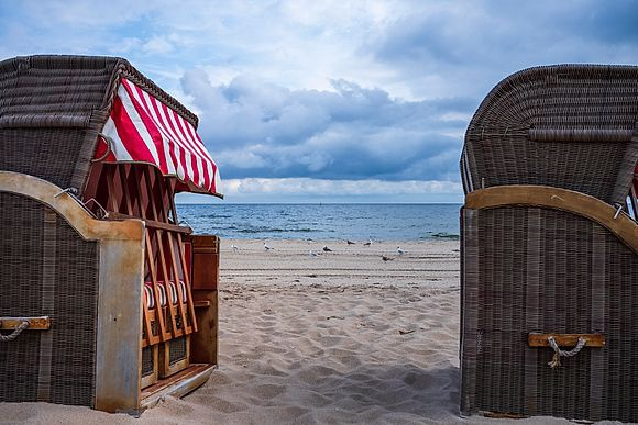Usedom by Max Bauerfeind