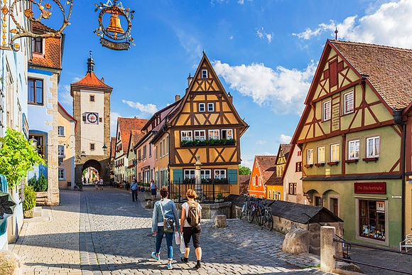 Romantic Road - The oldest holiday road in Germany